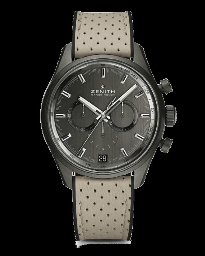 Часы Zenith El Primero Range Rover Special Edition 24 2040 400 27 R797