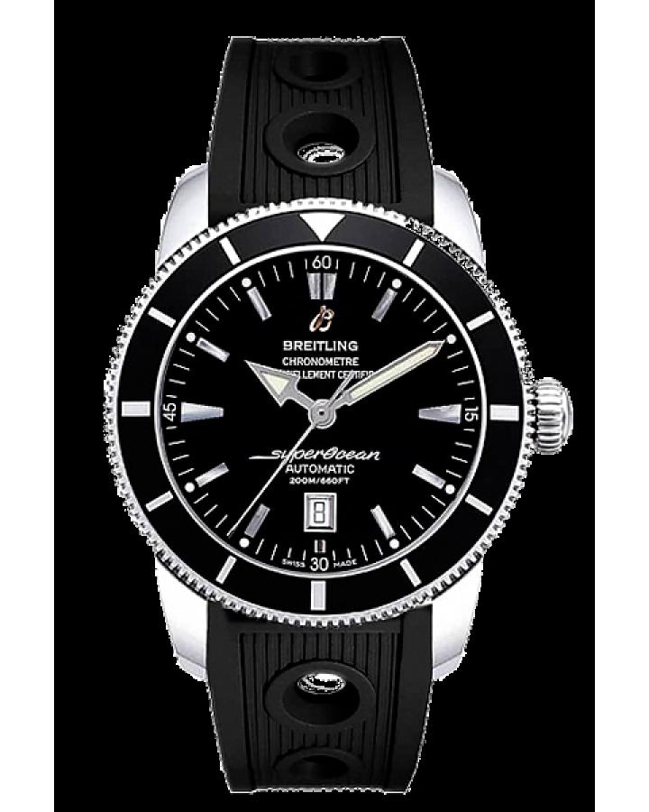 Часы Breitling Superocean Heritage 46 A1720C Black Rub