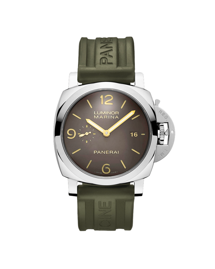 Часы Panerai Officine  3 Days Automatic Titanio 44mm LIMITED EDITION