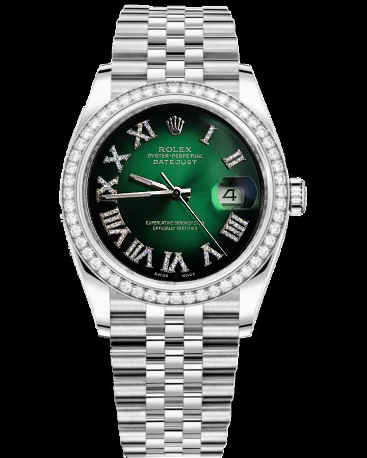 Часы Rolex Datejust 41 mm Steel 126300 Tюнинг