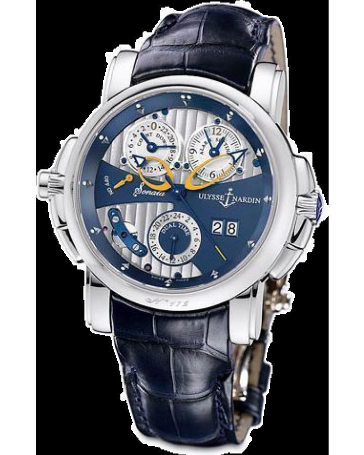 Часы Ulysse Nardin SONATA CATHEDRAL DUAL TIME