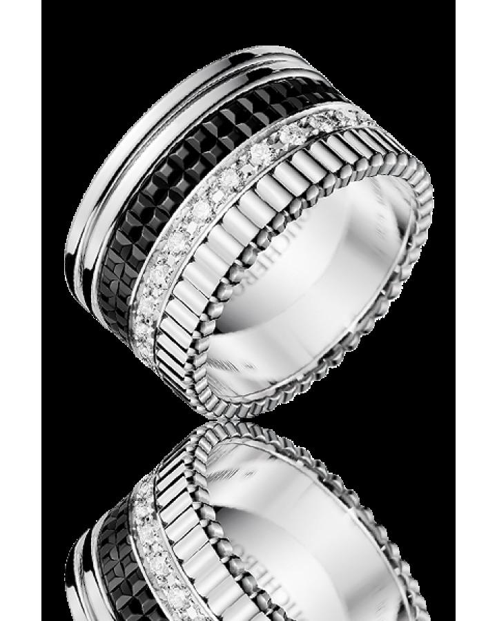 Кольцо Boucheron QUATRE BLACK EDITION LARGE RING