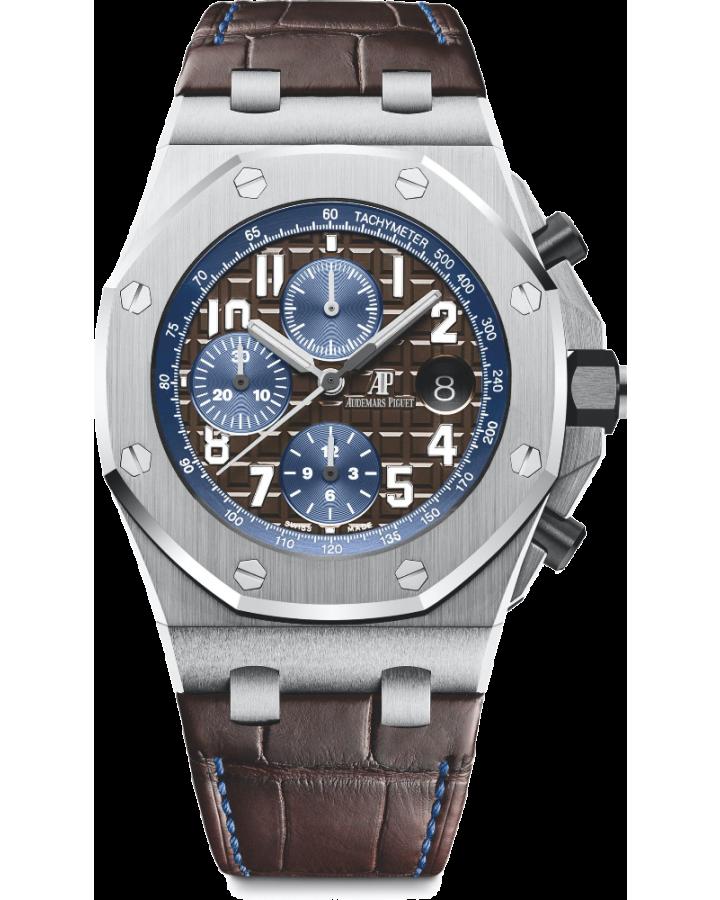 Часы AUDEMARS PIGUET ROYAL OAK OFFSHORE CHRONOGRAPH 42MM 26470ST OO A099CR 01