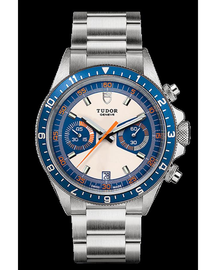 Часы Tudor Heritage Chrono Blue 42 mm