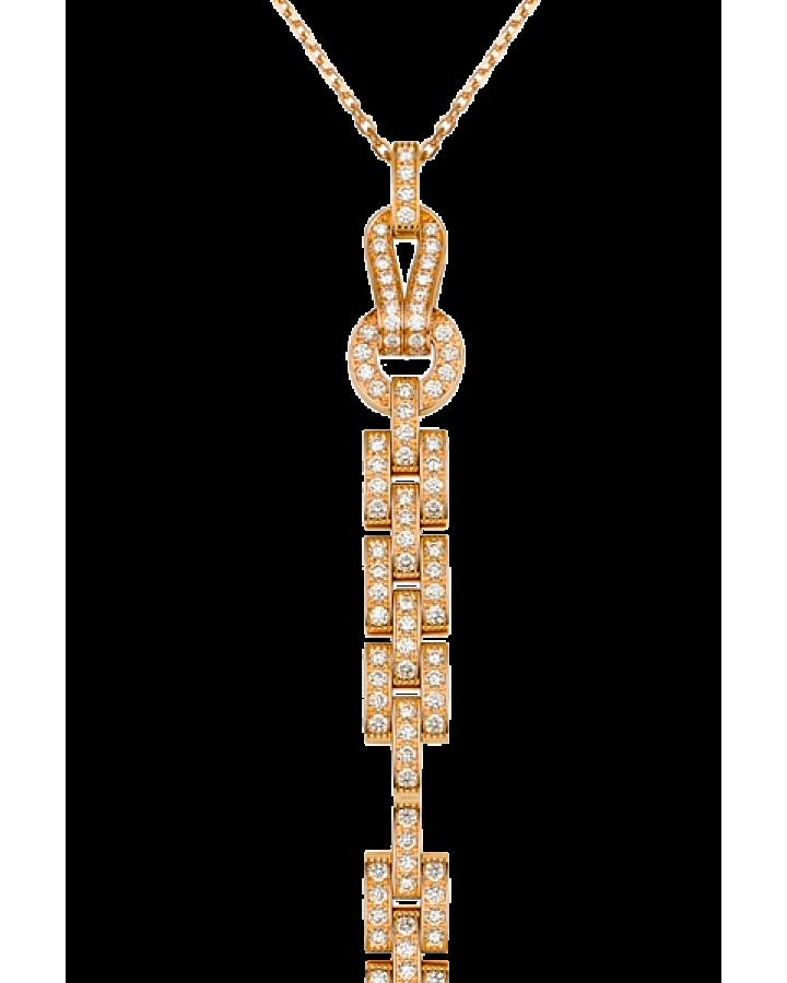 Колье Cartier  AGRAFE N3029200