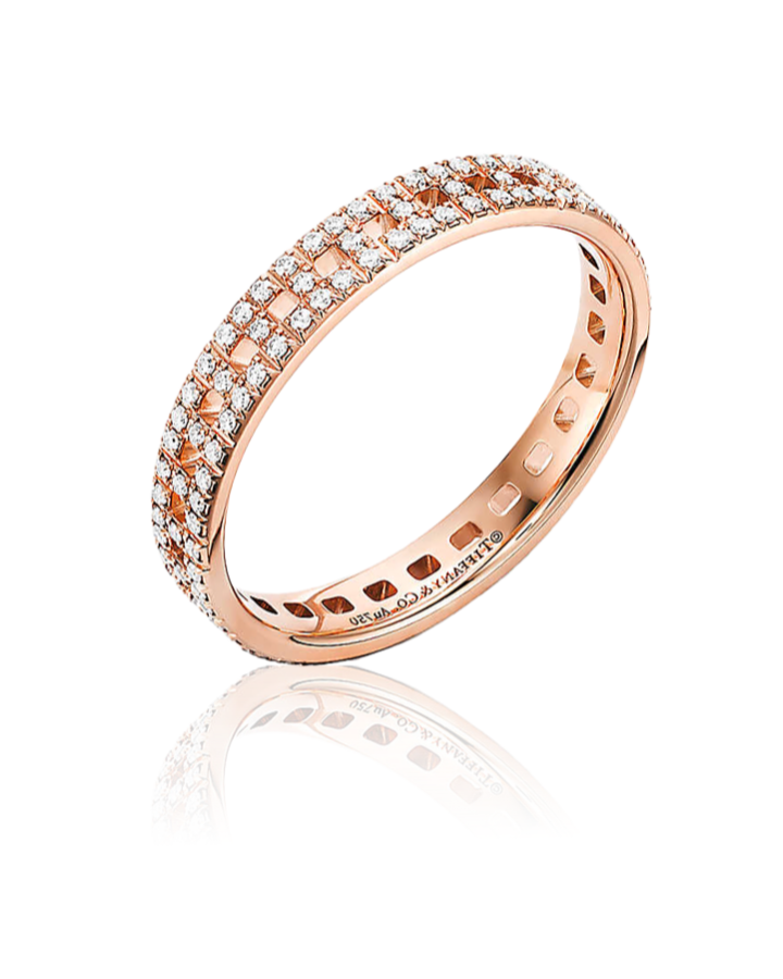 Кольцо Tiffany&Co TiffanyT Узкое True