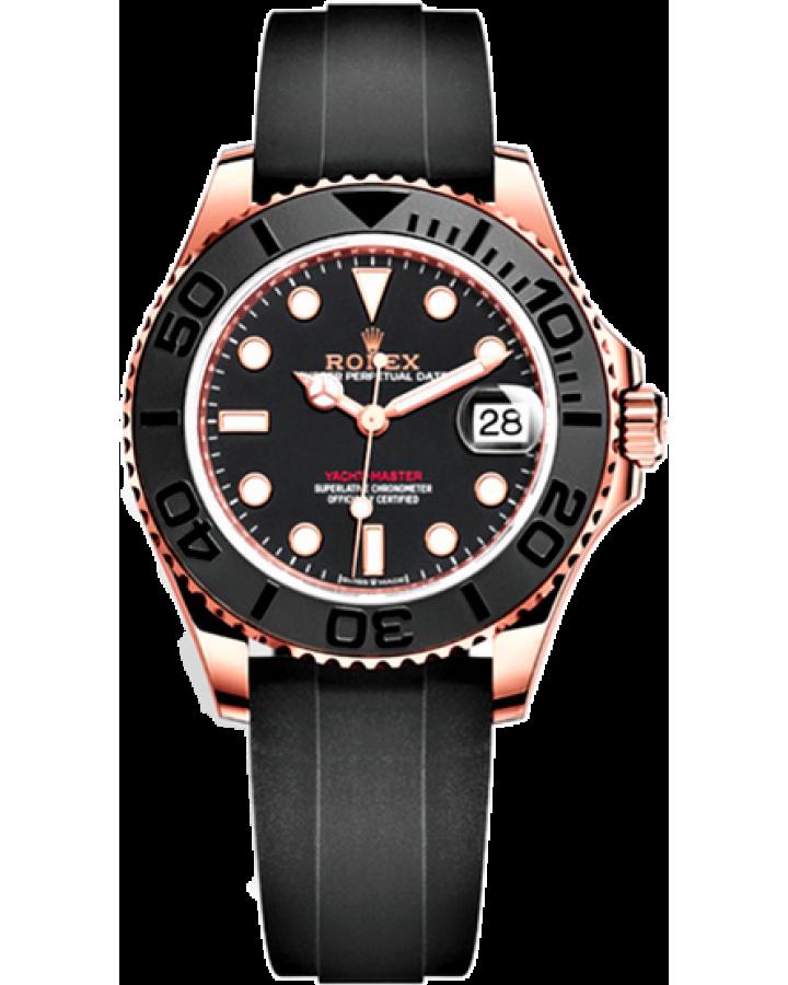 Часы Rolex Yacht-Master 40mm Everose Gold 126655