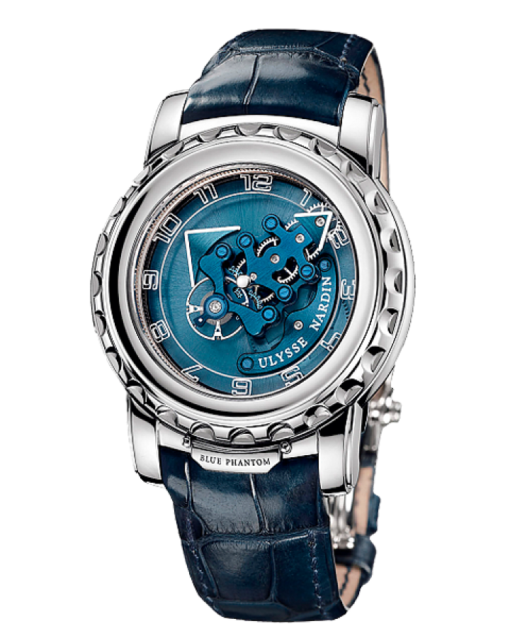 Часы Ulysse Nardin FREAK BLUE PHANTOM