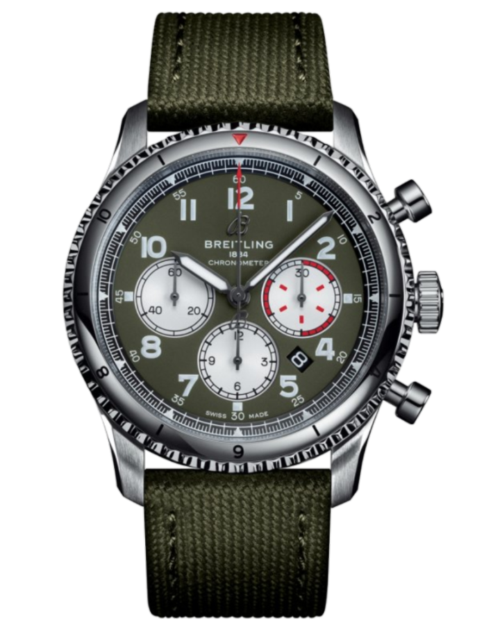 Часы Breitling Aviator 8 Chronograph 43mmA13316