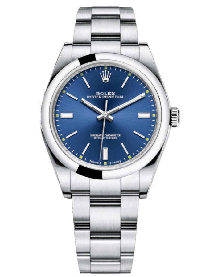 Часы Rolex PERPETUAL 39 MM STEEL