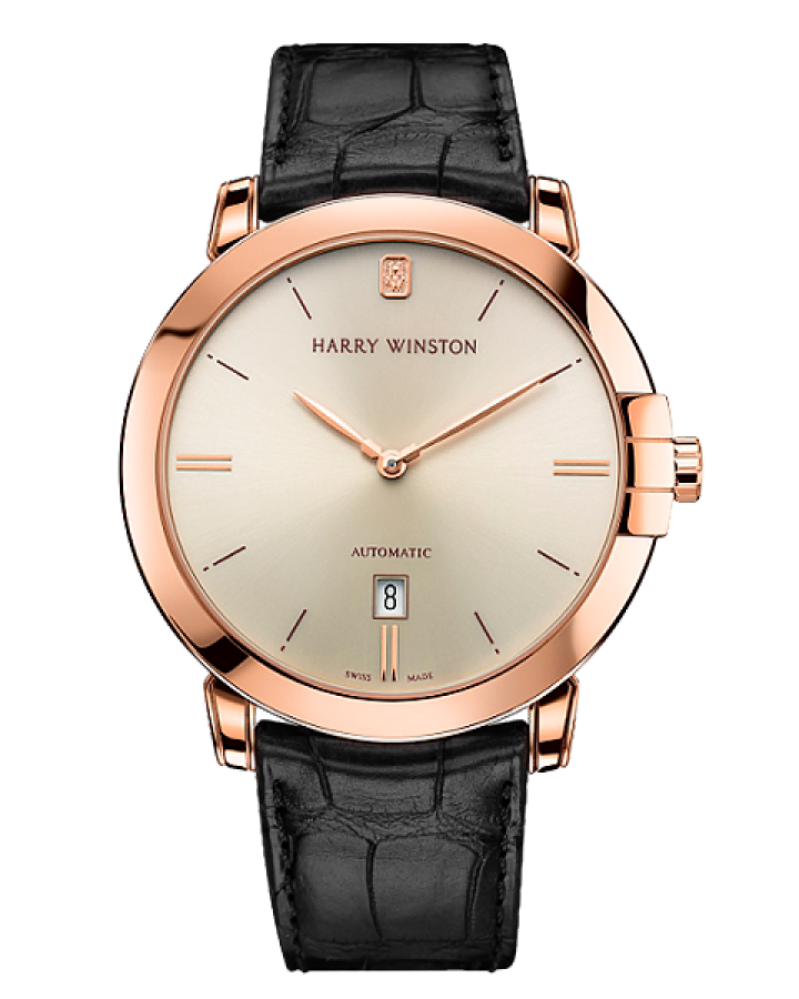 Часы Harry Winston MIDNIGHT AUTOMATIC 42
