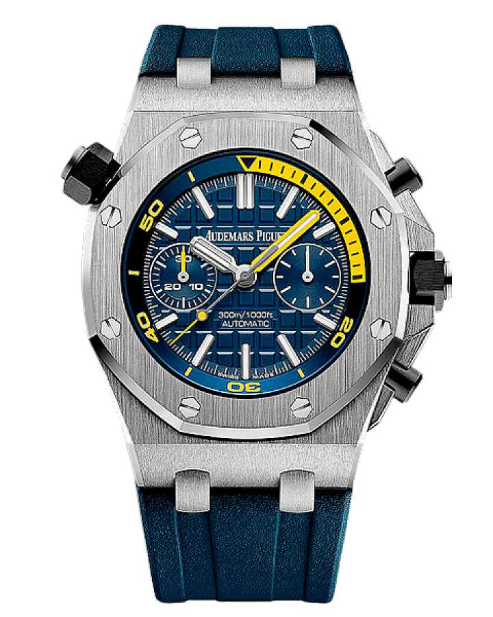 Часы AUDEMARS PIGUET Royal Oak Offshore Diver Chronograph