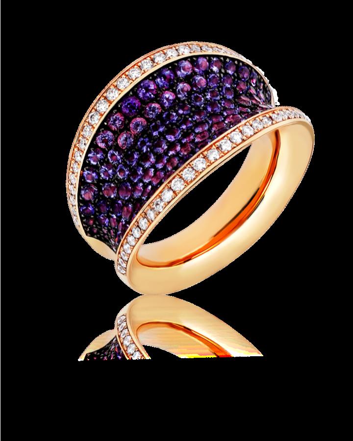 Кольцо Chopard IMPERIALE 827861-5310