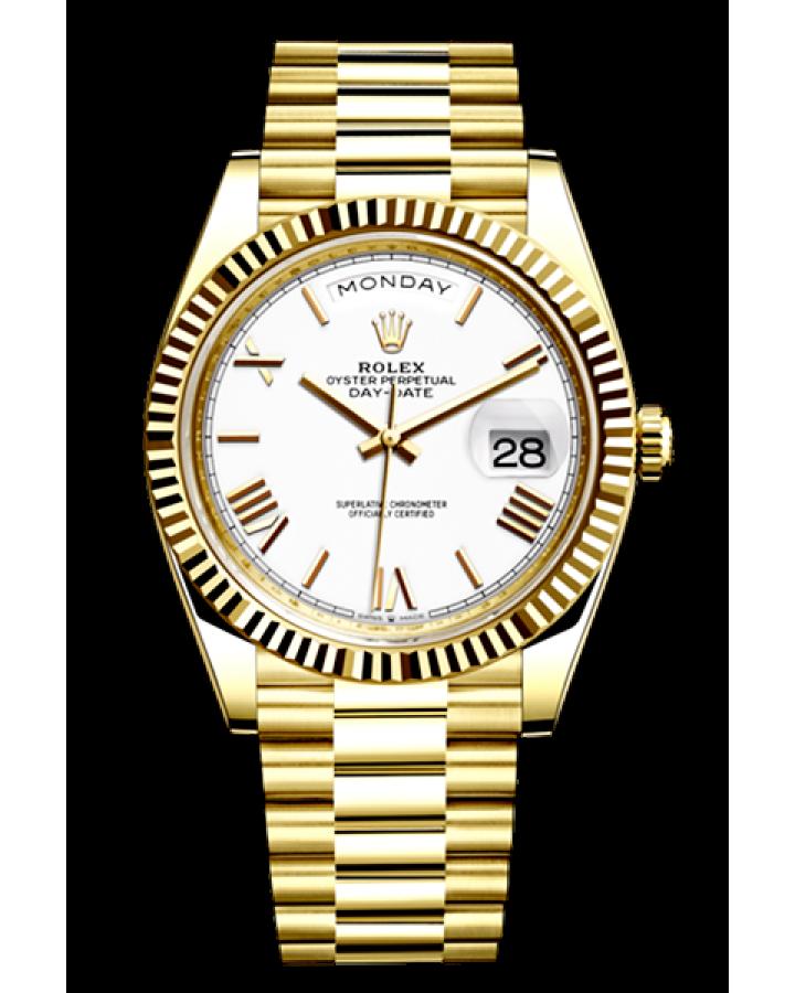 Часы Rolex DAY DATE 40 MM YELLOW GOLD