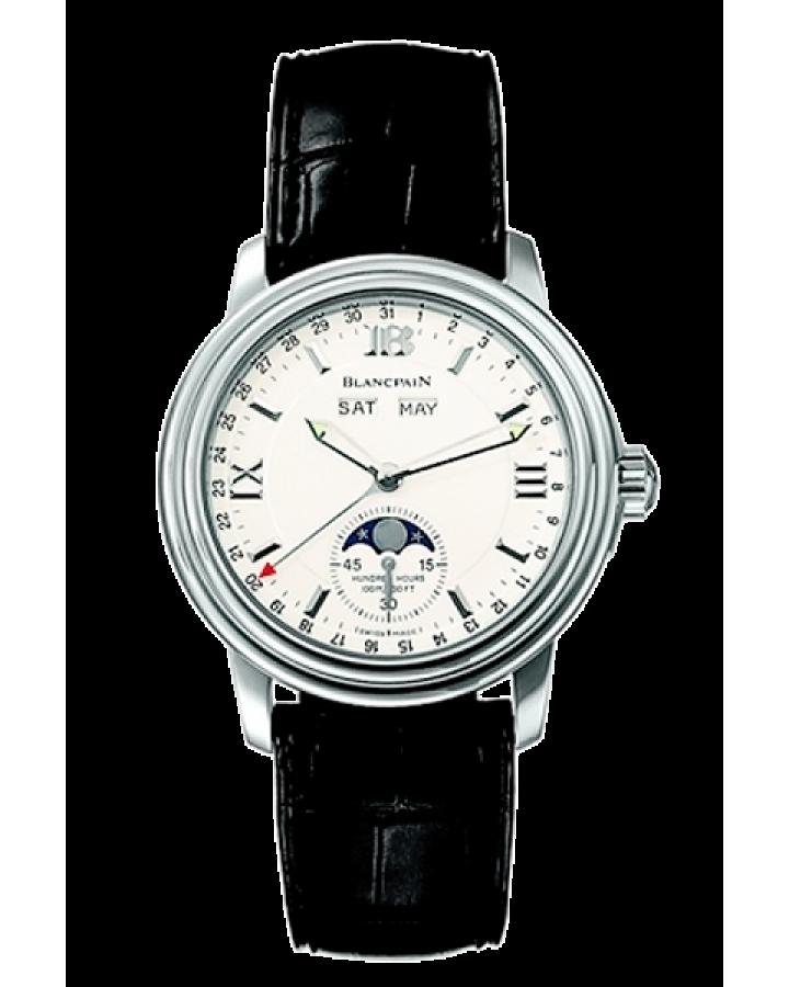 Часы Blancpain LÉMAN MOON PHASE COMPLETE CALENDAR 38MM
