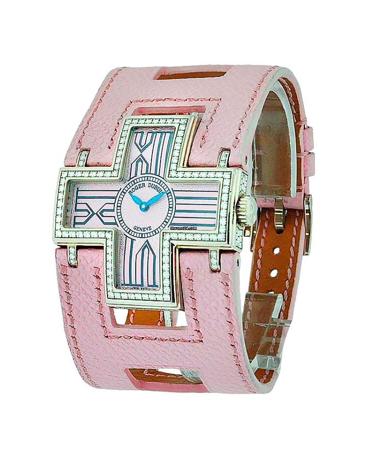 Часы Roger Dubuis Follow Me Quartz Diamonds