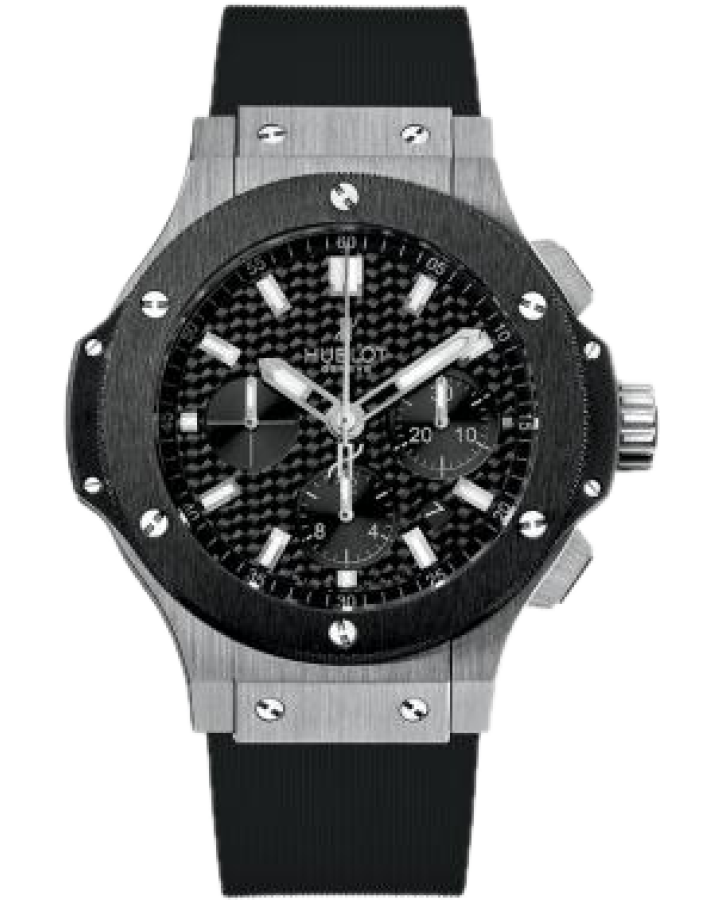 Часы Hublot BIG BANG 44 MM EVOLUTION STEEL CERAMIC