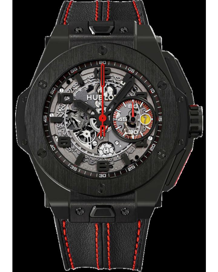 Часы Hublot Big Bang Unico Ferrari Ceramic401 CX 0123 VR