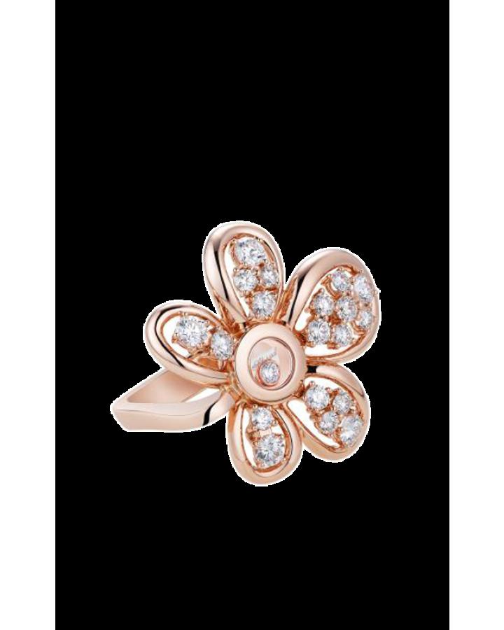 Кольцо Chopard HAPPY DIAMONDS JOAILLERIE 829447-5112