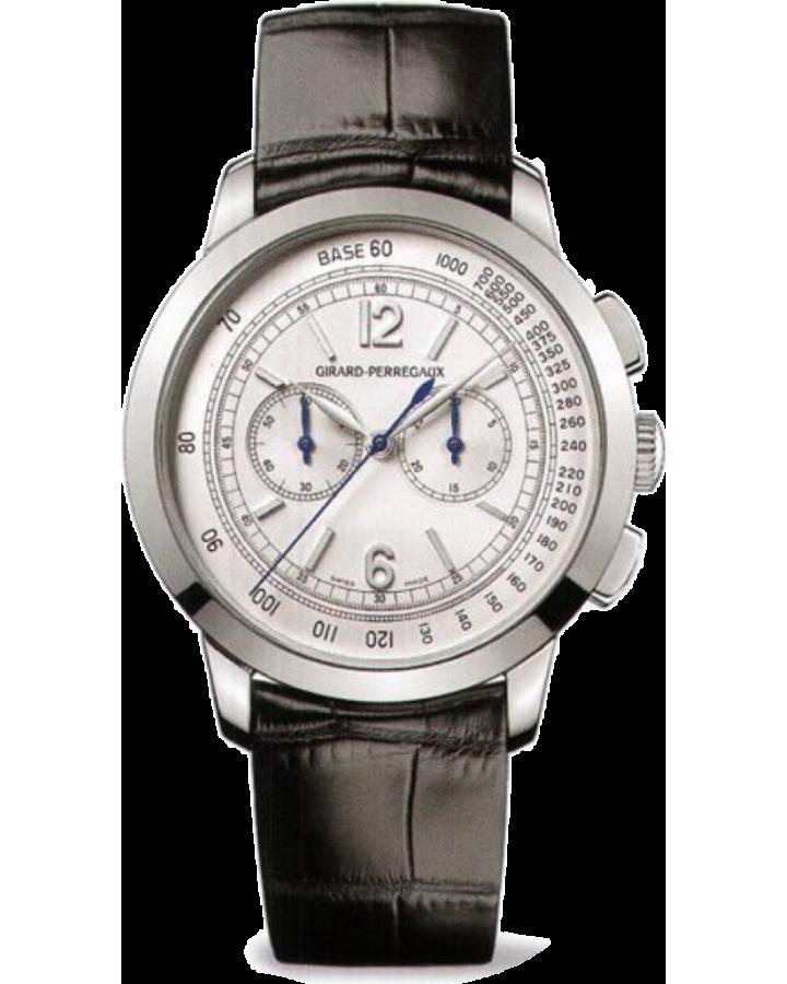 Часы Girard Perregaux 1966 Chronograph 40 mm 49539 53 151 BK6A