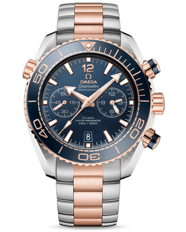Часы Omega SEAMASTER PLANET OCEAN 600M Co Axial Master Chronometer Chronograph 45 5 mm 215 20 46 51 03 001