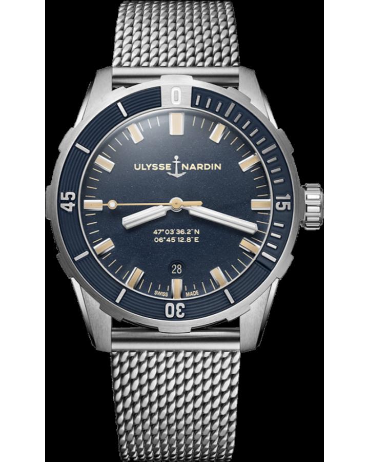 Часы Ulysse Nardin DIVER 42 MM