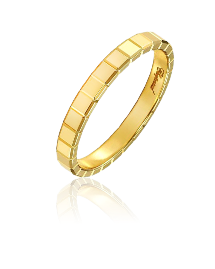 Кольцо Chopard ICE CUBE PURE 827702 0199