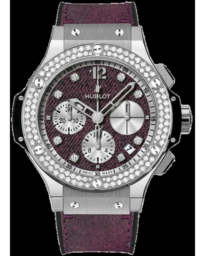 Hublot Big Bang Jeans Purple Diamonds341.SX.2790.NR.1104.JEANS14