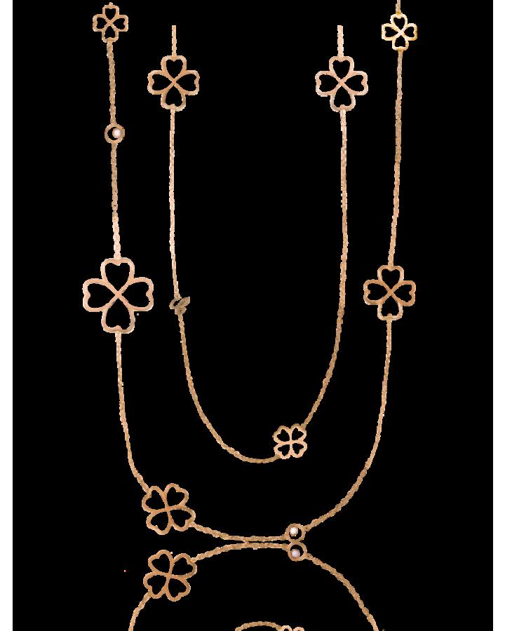 Колье Chopard  HAPPY Diamonds 819421-5001