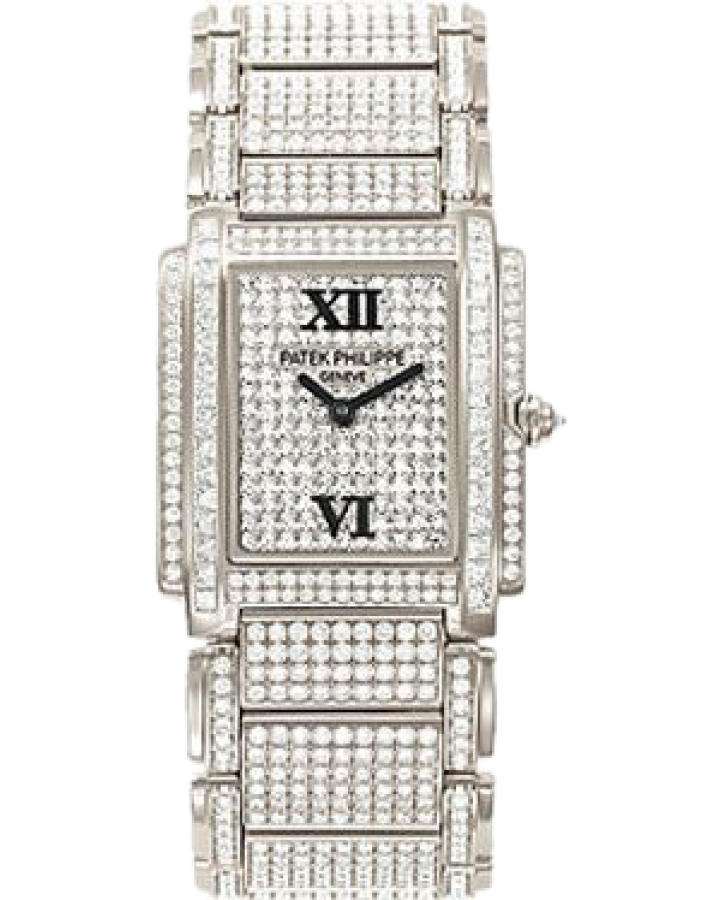 Часы Patek Philippe Twenty 4® 4910 51G 001