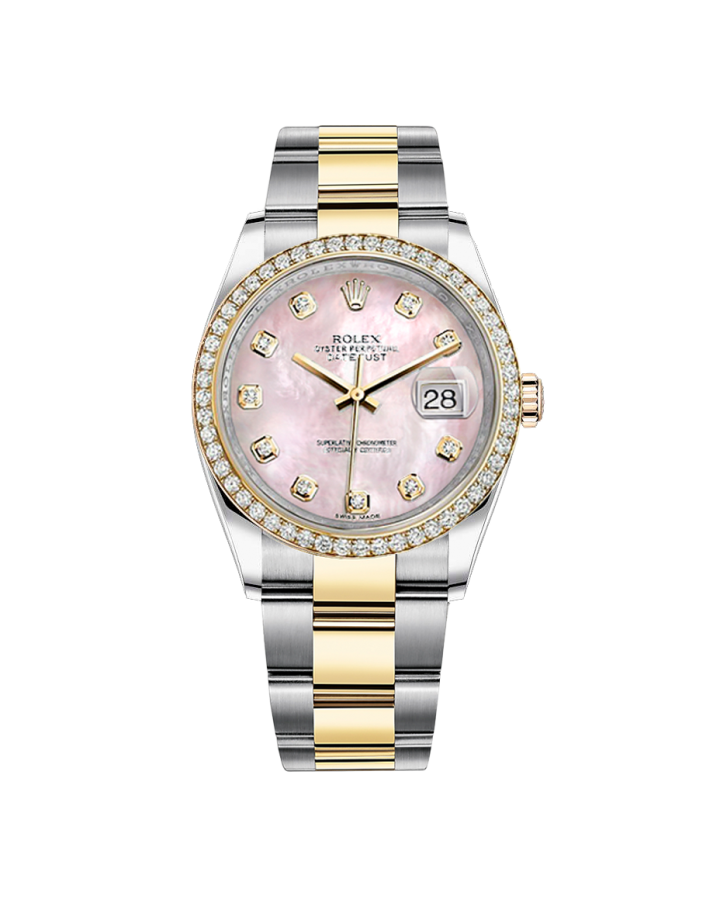 Часы Rolex Datejust Datejust 36mm Steel and Yellow Gold
