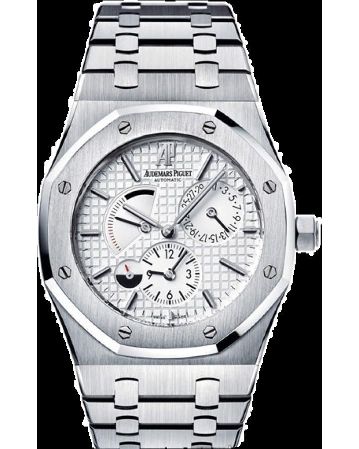 Часы AUDEMARS PIGUET  Royal Oak Dual Time 26120ST.OO.1220ST.01