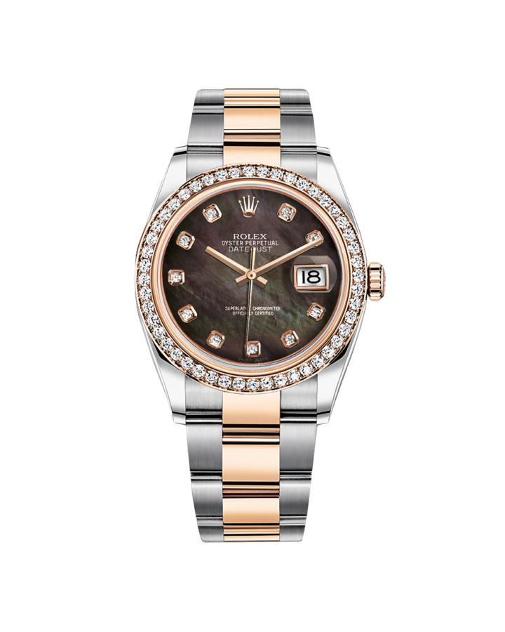 Часы Rolex OYSTER DATEJUST 36 MM тюнинг