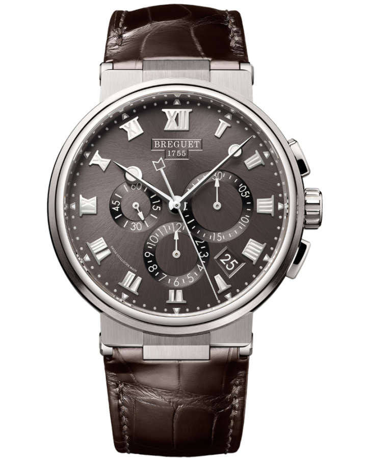 Часы Breguet Marine 5527TI/G2/9WV