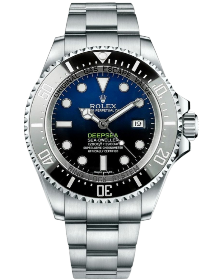 Часы Rolex Deepsea 44mm Steel 126660 0002 D Blue