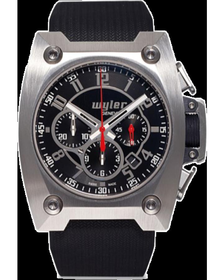Часы WYLER CODE Ti Carbon
