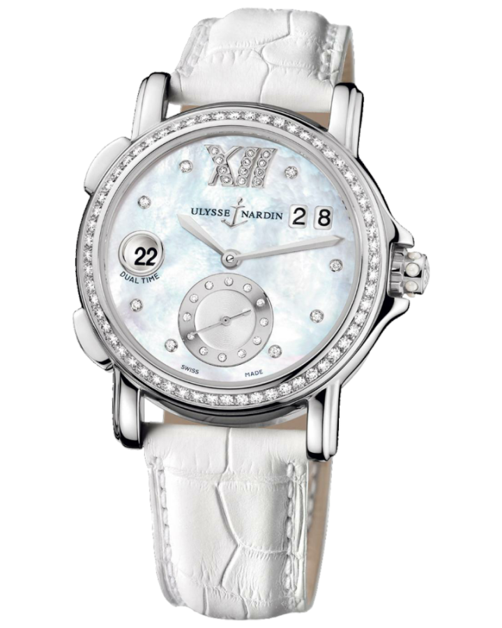 Часы Ulysse Nardin Dual Time Ladies Small Seconds 243-22B/391