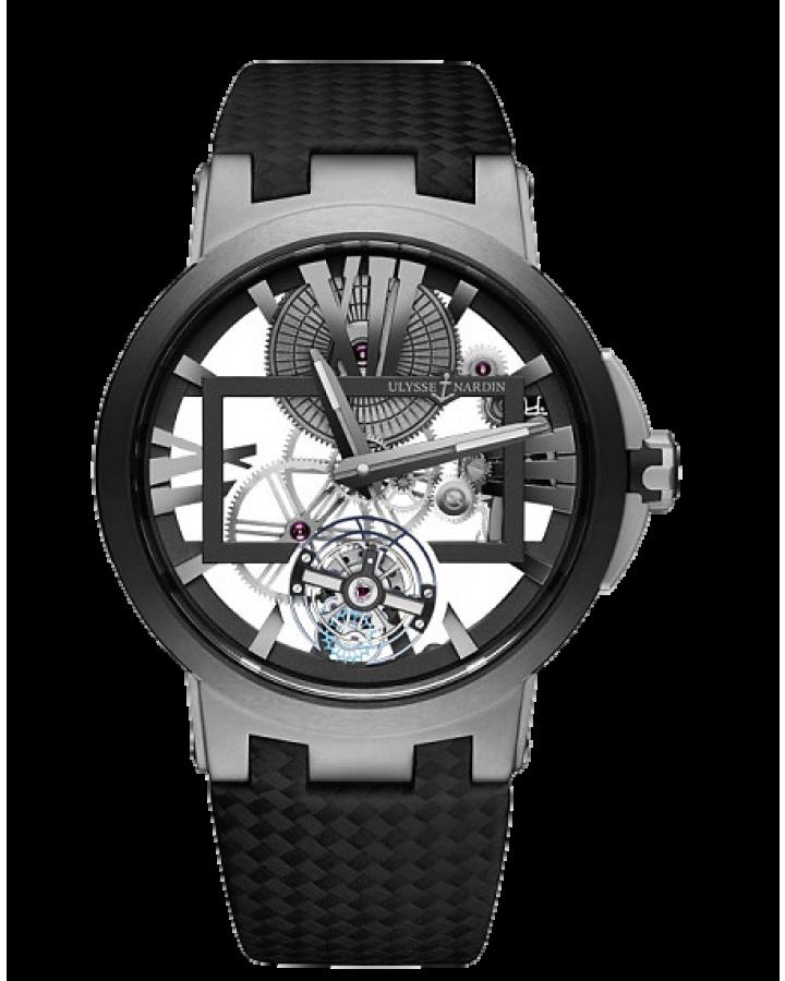 Часы Ulysse Nardin Skeleton 1713-139