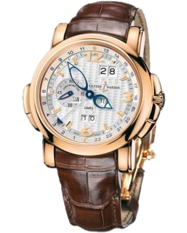 Часы Ulysse Nardin CLASSICAL GMT ± PERPETUAL 42MM LIMITED EDITION