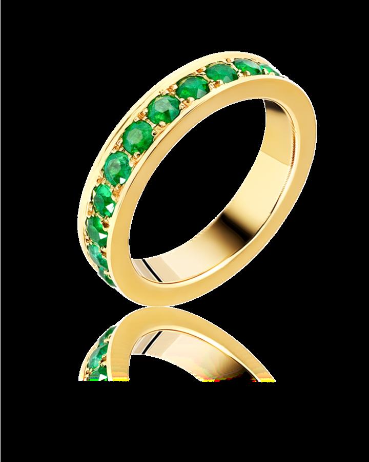 Кольцо Chopard Happy Diamonds 824402 0062