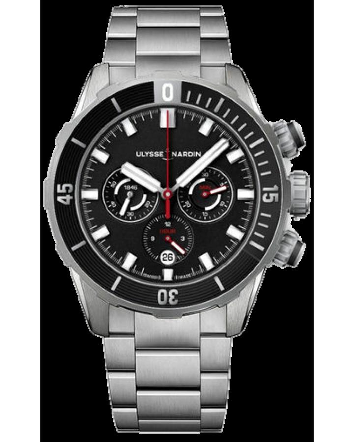 Часы Ulysse Nardin  Diver Chronograph 44mm 1503 170 7M 92