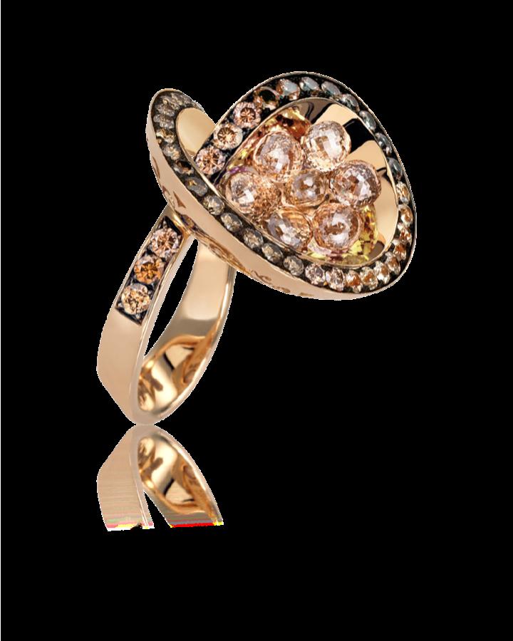 Кольцо De Grisogono CHIOCCIOLA 51250/08