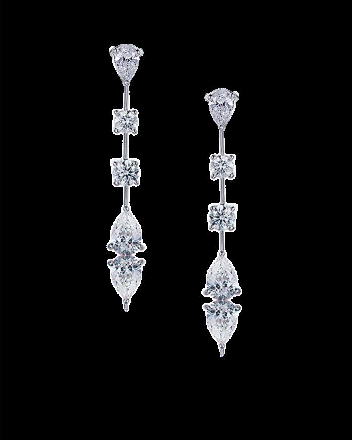 Серьги Graff DIAMONDS