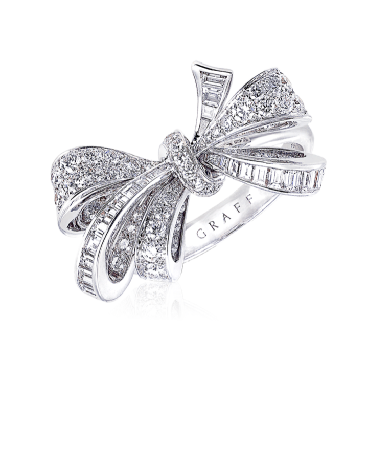 Кольцо Graff BOW DIAMOND RGR507