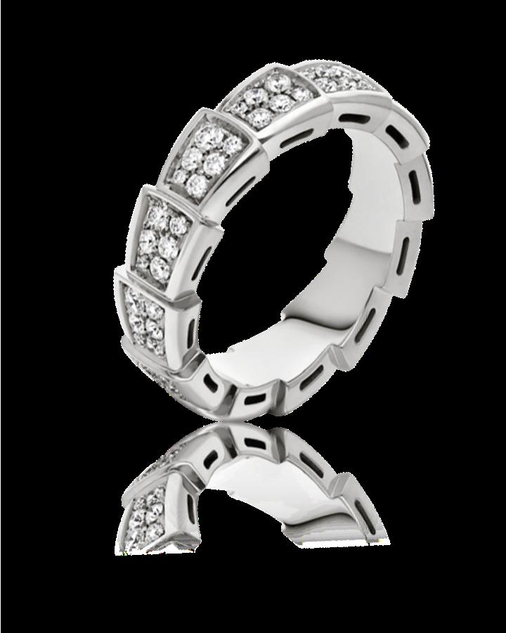 Кольцо BVLGARI SERPENTI VIPER 353509