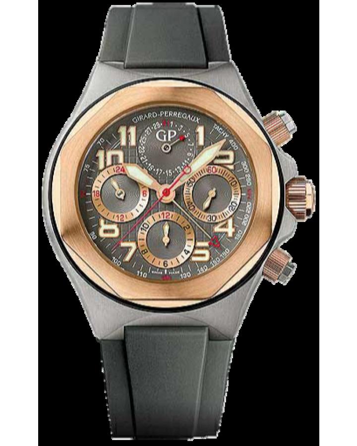 Часы Girard Perregaux Laureato Evo3 Chronograph80180 26 212 FK6A