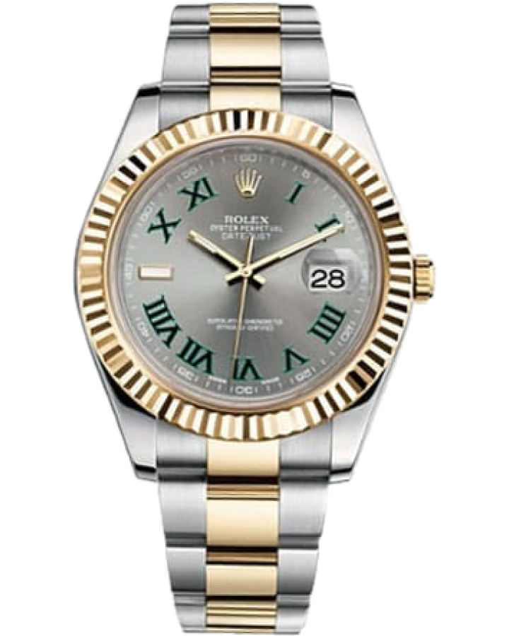 Часы Rolex Datejust 41mm Steel and Yellow Gold 126333 0019