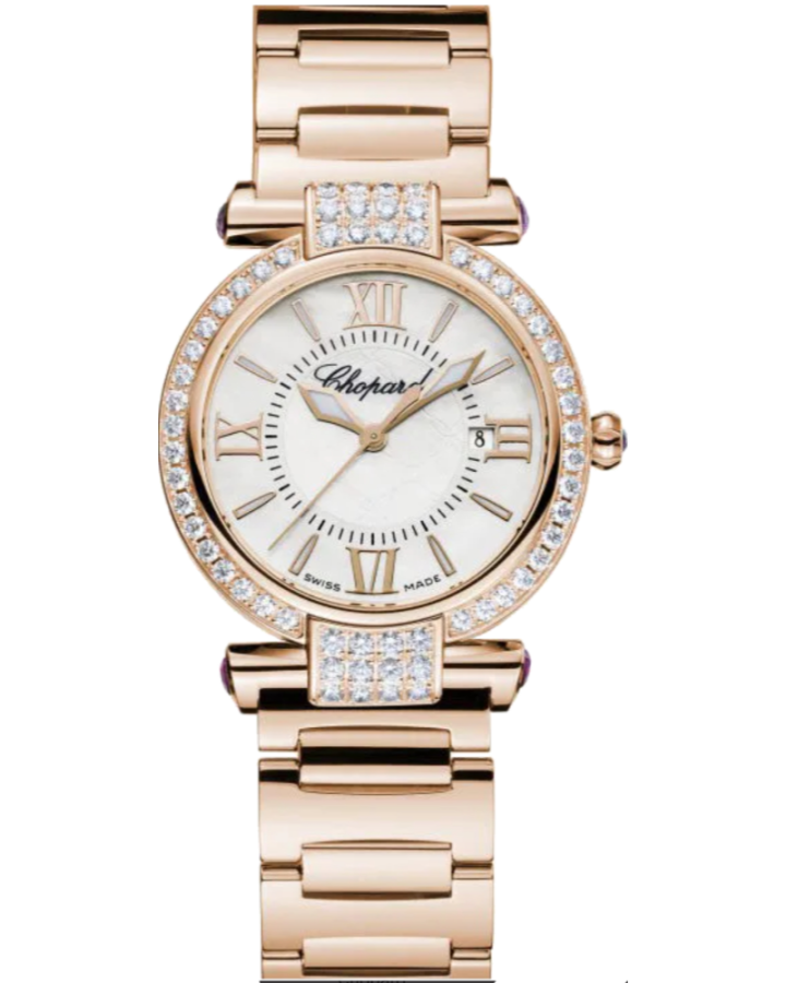 Часы Chopard Imperiale Hour-Minute 28 mm 384238-5004