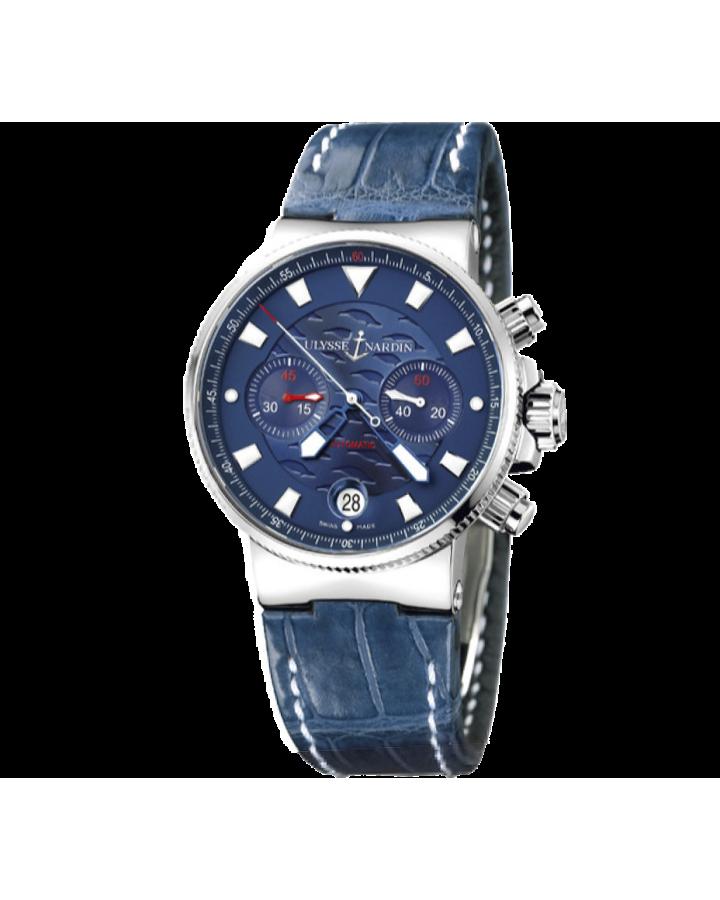 Часы Ulysse Nardin Marine Collection Blue Seal 353 68