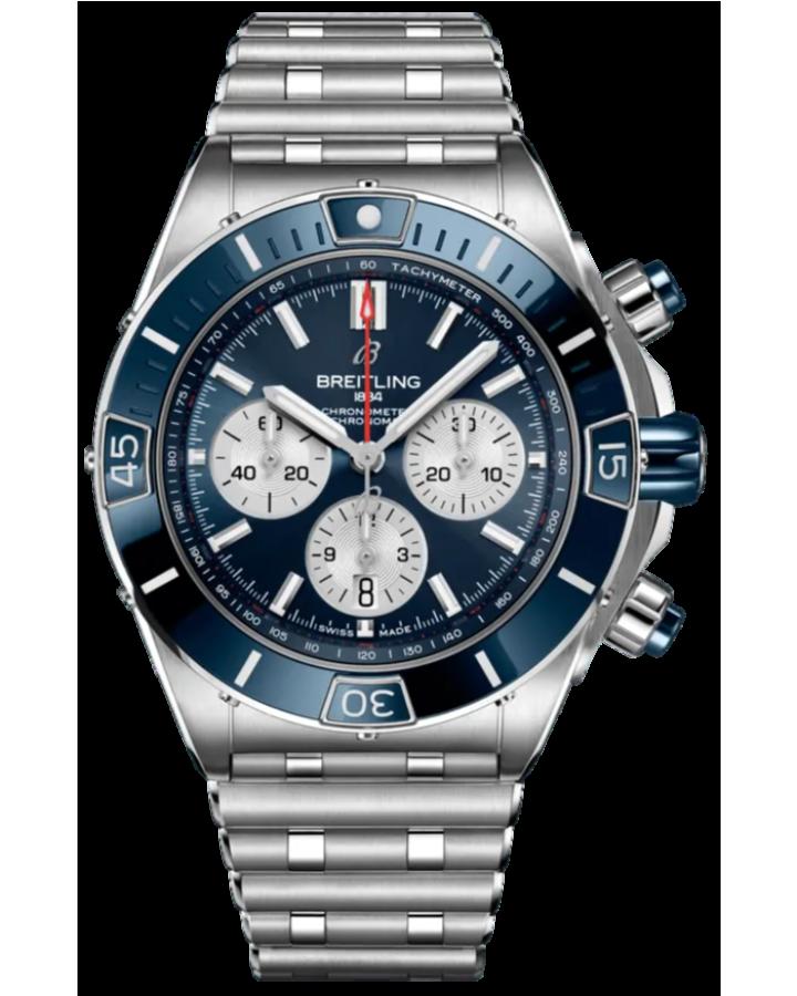 Часы Breitling Chronomat Super Chronomat B01 44mmAB0136161C1A1